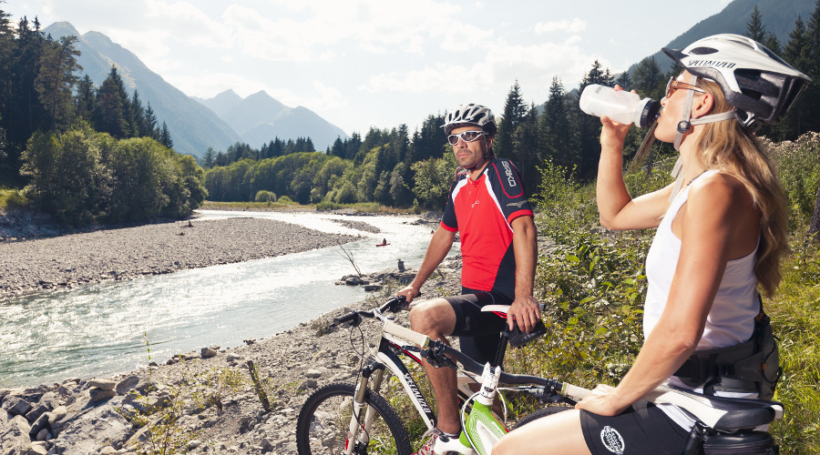Cycling in the region of Reutte | Reutte