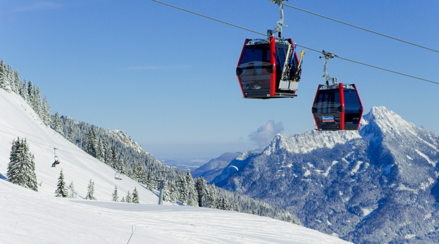 Reutte's Cable Car and Lifts at Hahnenkamm | Reutte