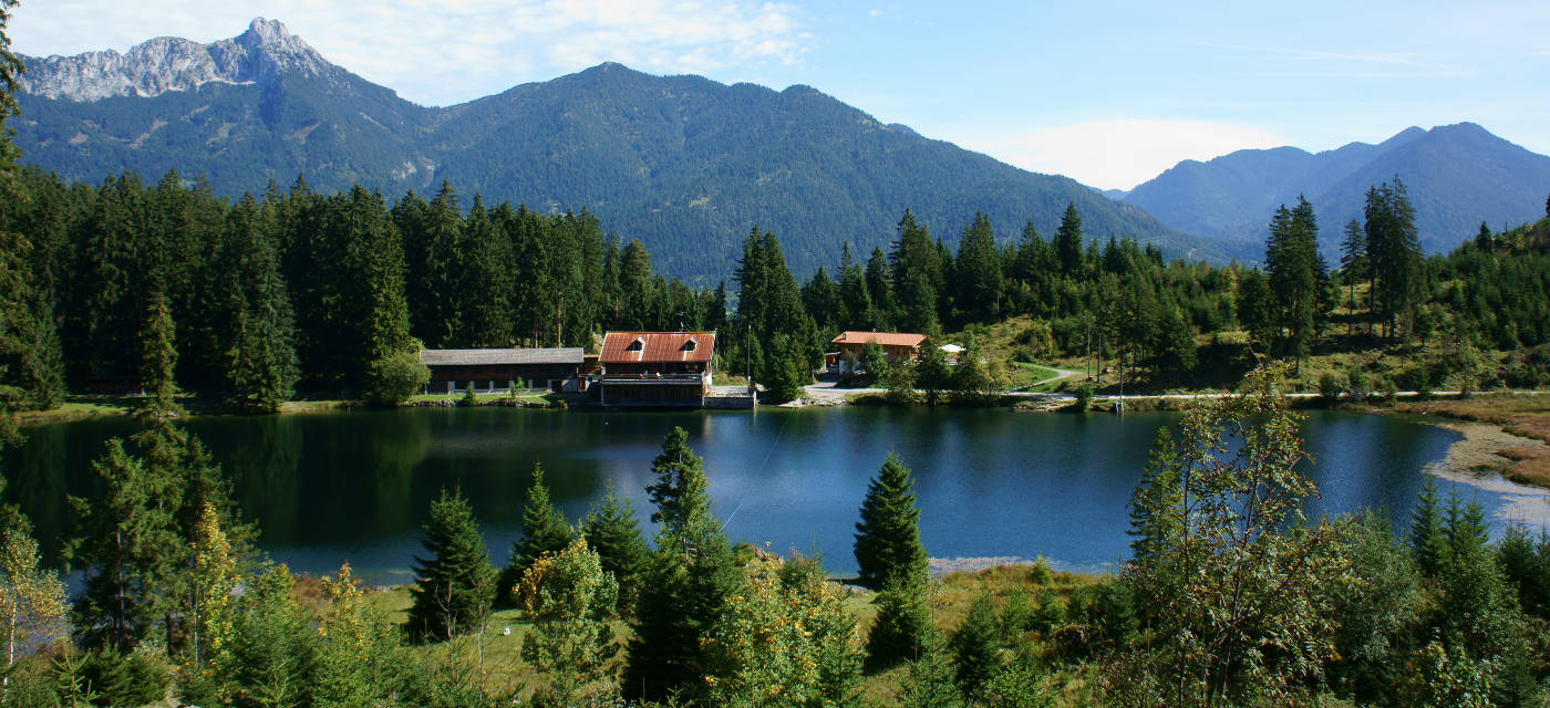 Swimming in Frauensee | Reutte